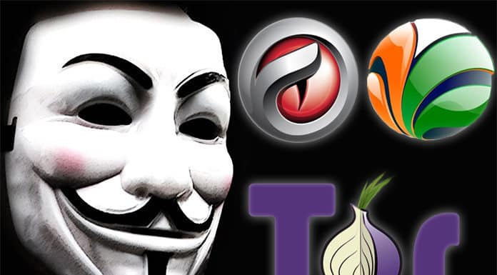 secure anonymous browsers