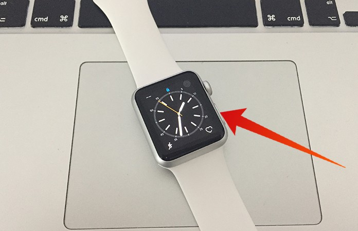 remove apple watch passcode