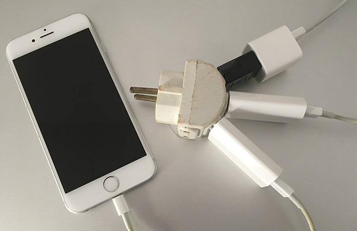 how to fix a broken iphone charger
