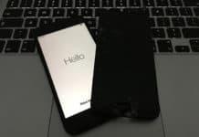 repair broken iphone screen