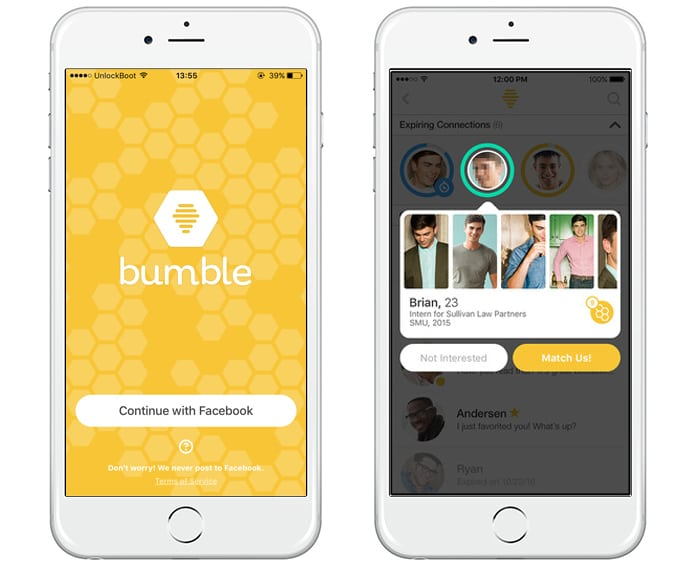 App Saturday Bumble