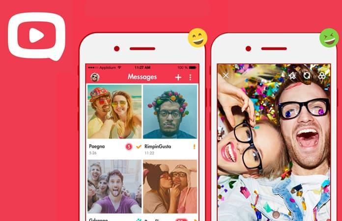 snapchat alternative apps