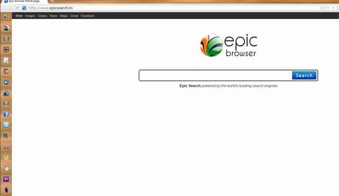 anonymous web browser