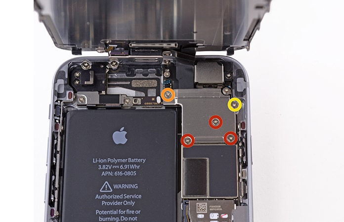 replacing iphone 6 battery