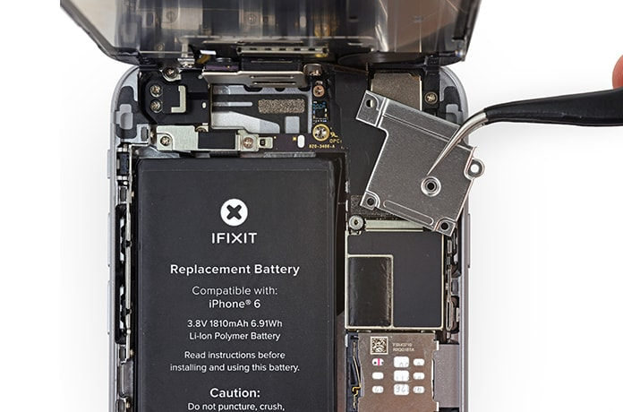 change battery on iphone 6