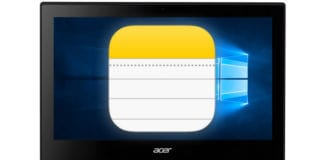 apple notes for windows