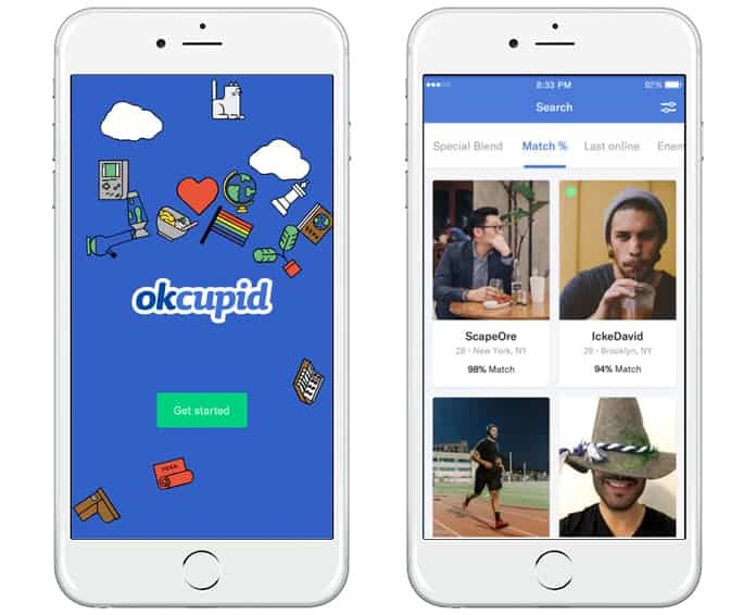 Okcupid app  My Review of the OkCupid Dating App  2019-05-12