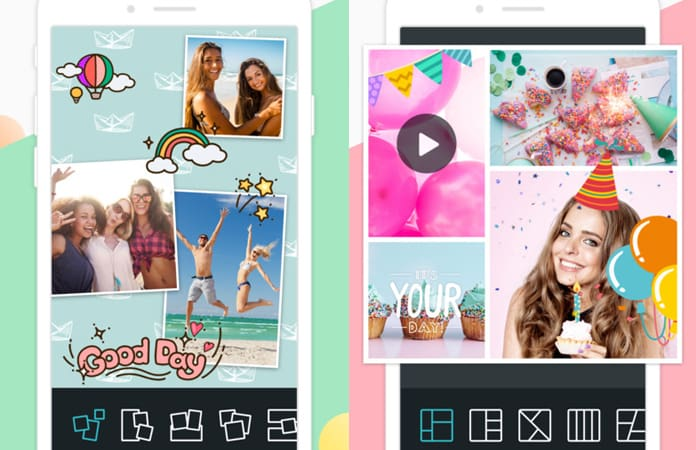 best photo collage apps for ipad