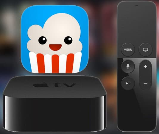 install popcorn time on apple tv