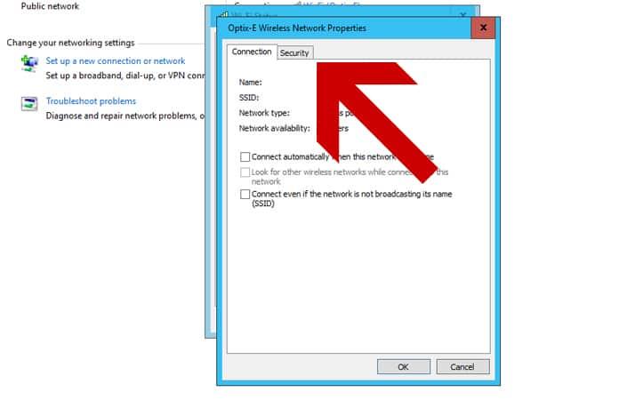 view saved wifi passwords on windows 10