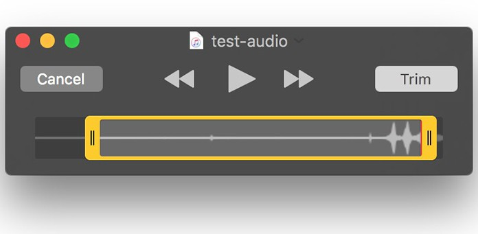 record audio with quicktime