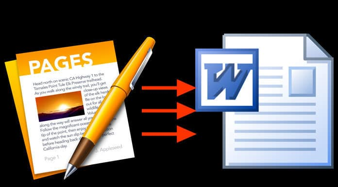 How to Open a MAC Pages Format File in Microsoft Word Windows