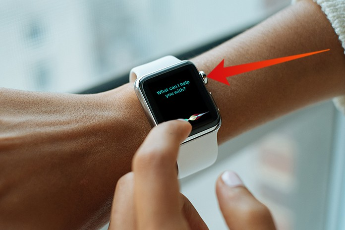 how to use siri on apple watch