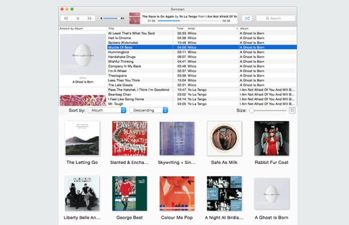 itunes alternative for mac