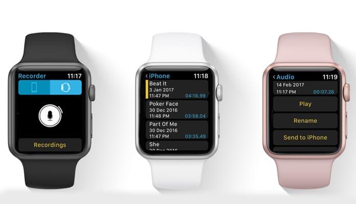 Audio recorder apple watch продажа iphone 4s