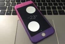 use camera level tool on iphone