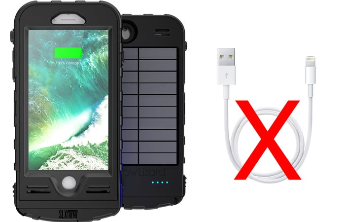 charge iphone without charger
