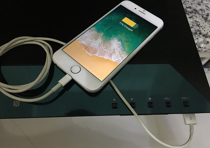 charge iphone without cord