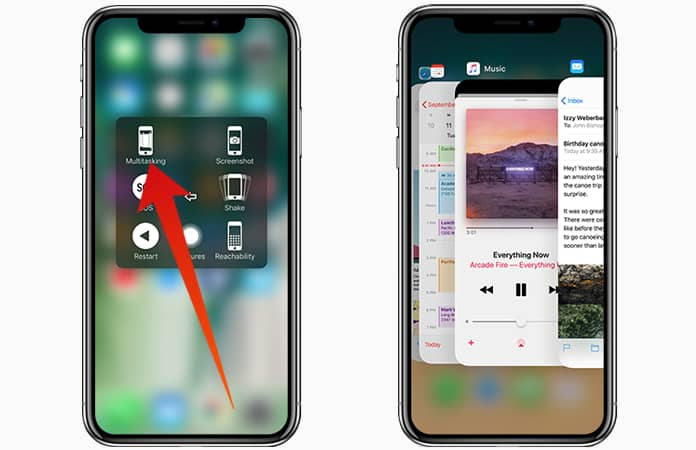 How to force close apps on iphone x with a touch gesture for Home building apps for iphone