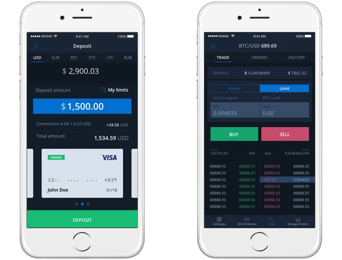 ethereum wallet for ios