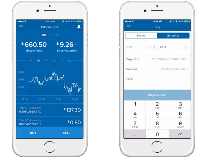 best cryptocurrency app ios wallet