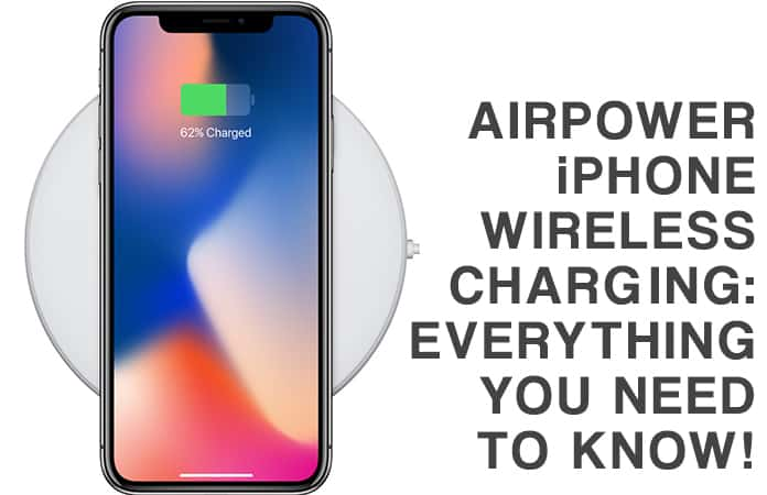 airpower iphone wireless charging