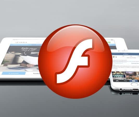 use flash on iphone