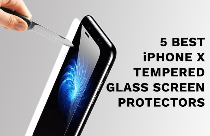 iphone x glass screen protectors