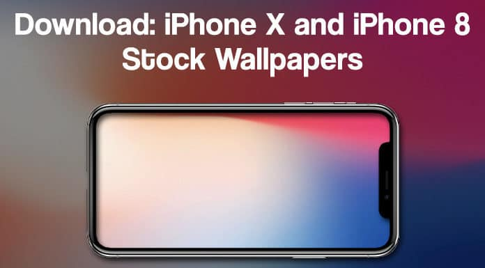 iPhone X Stock Wallpapers & iPhone 8 Stock Wallpapers - Downloads