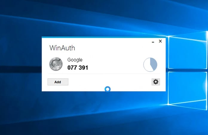 google authenticator app for windows