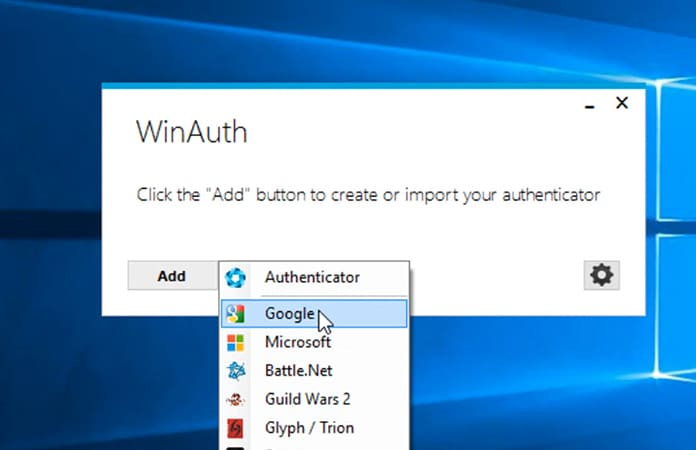 google authenticator for desktop