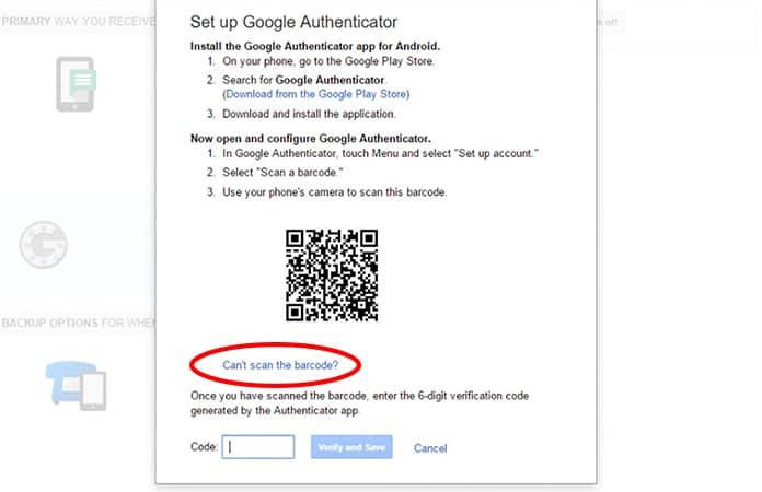 google authenticator windows