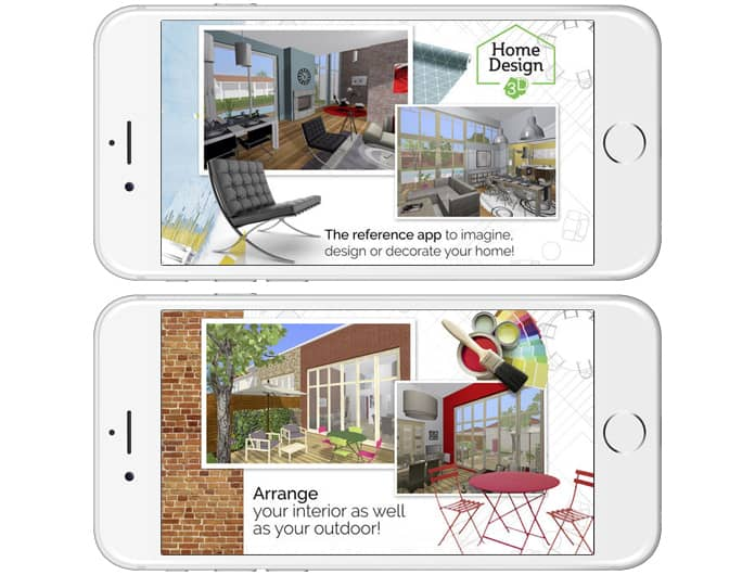 10 best interior design apps for ios android 2018 Best home design apps for android