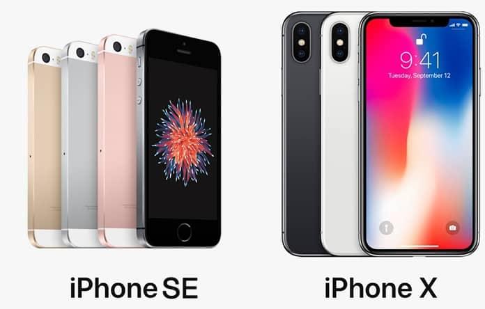 iphone x alternative