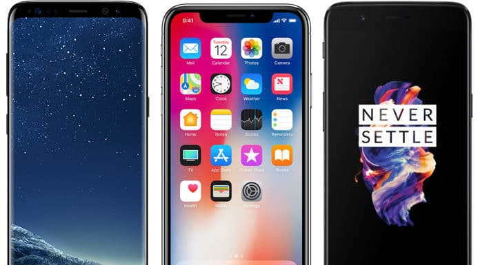 best iphone x alternatives