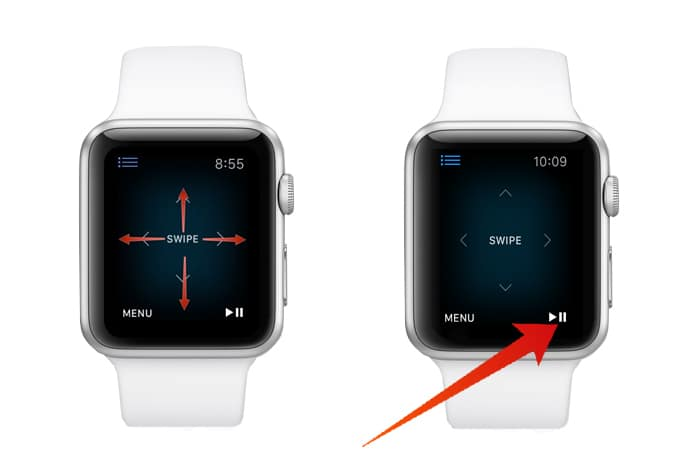 set up apple watch remote app for apple tv