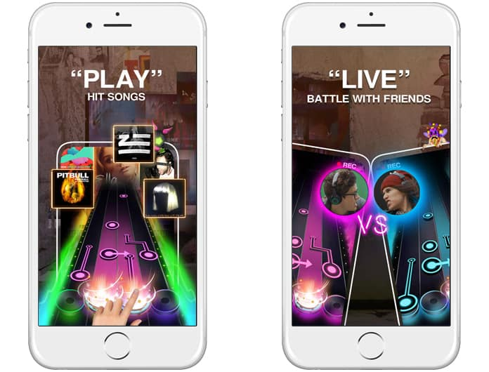 music games for ipad