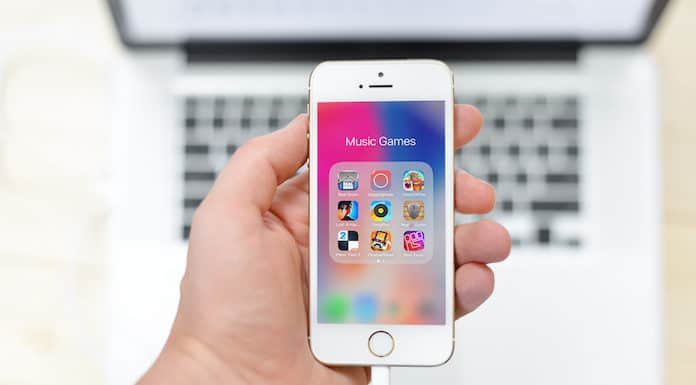 best music games for iphone