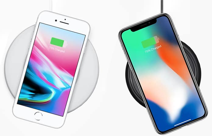 charge iphone x wirelessly