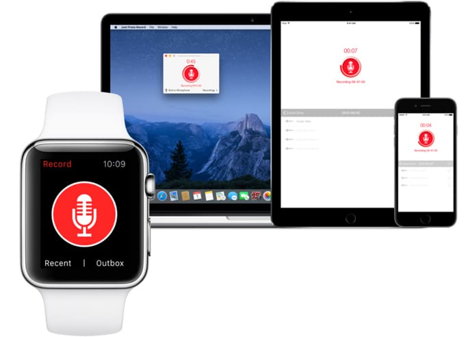 best voice recorder app for apple watch