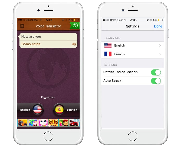 translation app for iphone
