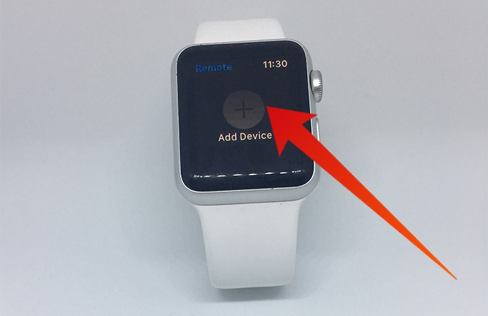 apple watch as itunes remote control