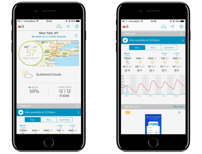 weather app for ios 2017