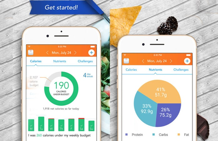 best weight loss app for iphone