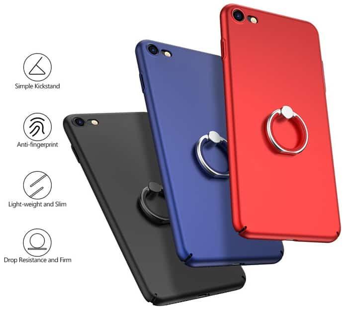 finger ring holder case for iphone