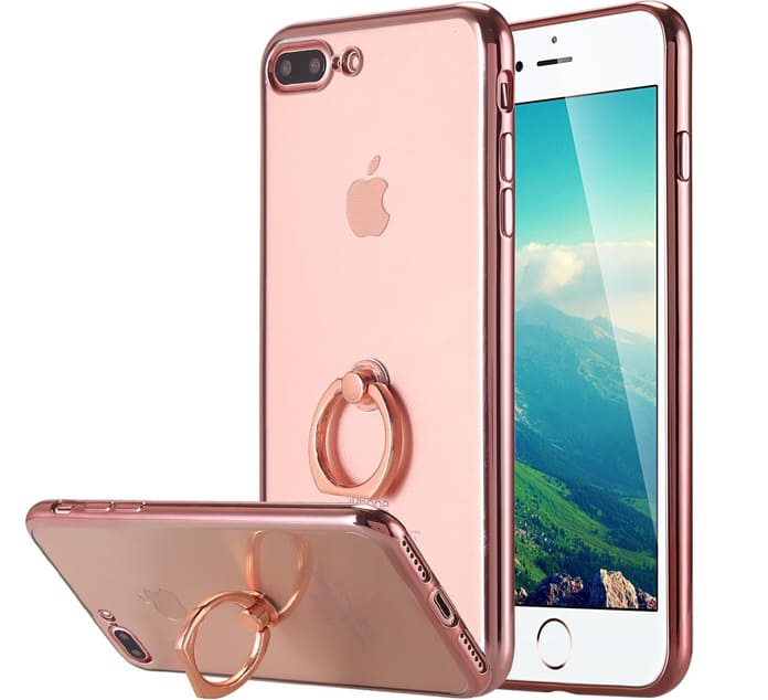 ring holder case for 8 plus