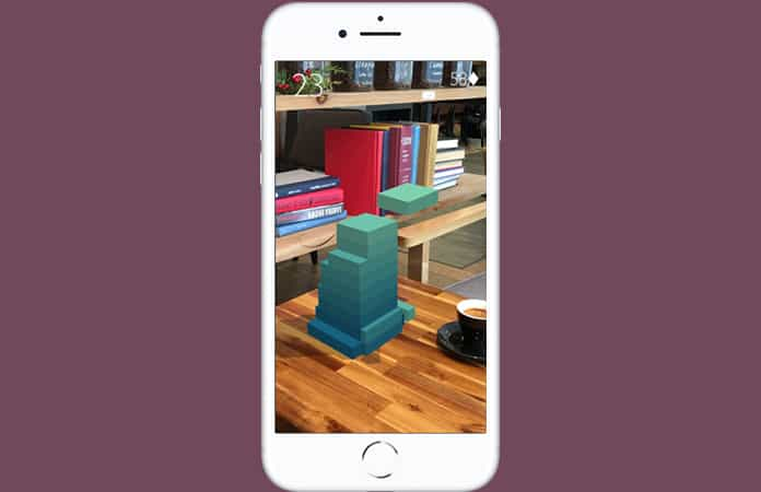 arkit game for iphone