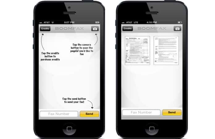 best fax app for iphone