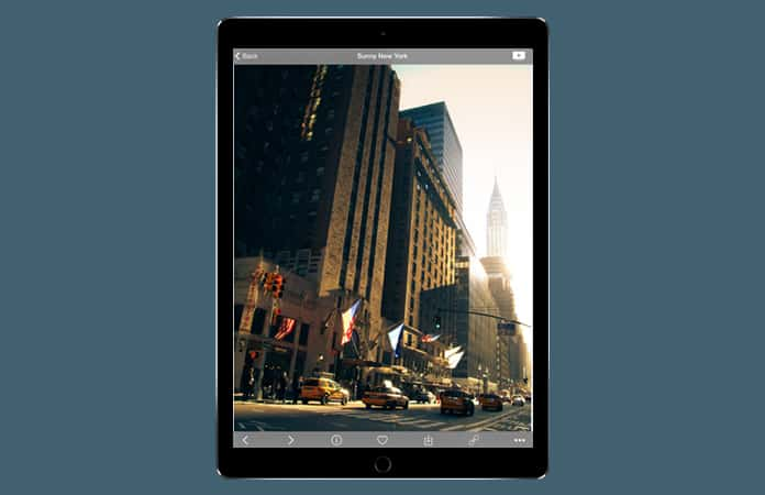 ipad photo frame apps