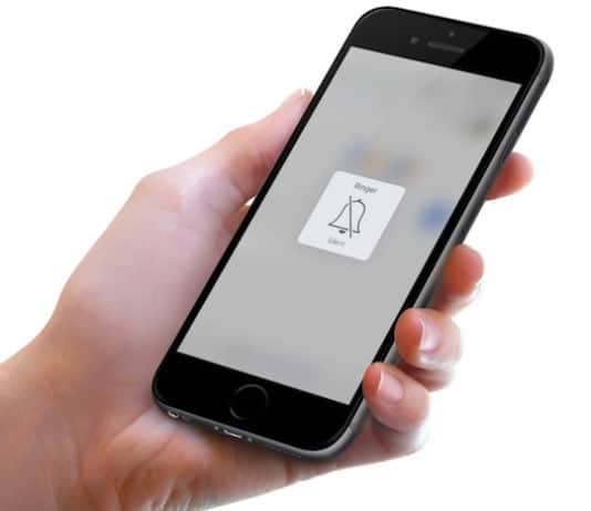 silence iphone without using the silent button